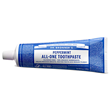 Dr Bronner`s Peppermint Toothpaste - 140g