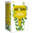 Heath & Heather Green Tea & Lemongrass - 50 Bags