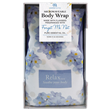 Aroma Home Microwaveable Body Wrap - Forget Me Not