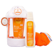 Weleda Sea Buckthorn Body Care Gift Bag - Best before date is 31st August 2018