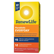 Renew Life Florabiotic Everyday Ultra 80B Billion Cultures - 30 Vegicaps