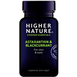 Higher Nature Astaxanthin & Blackcurrant - 90 Capsules