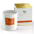 Isle of Wolf Natural Perfumed Candle- Hibiskus Orangery