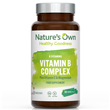 Natures Own Food State Vitamin B Complex - 50 Tablets