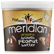 Meridian Organic Smooth Peanut Butter - 1kg