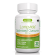 Igennus Longvida Optimised Curcumin - 30 Capsules