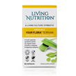 Living Nutrition Your Flora: Terrain - 60 Capsules