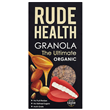 Rude Health The Ultimate Granola - Organic - 500g - Best before date is 2nd March 2018