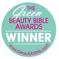 The Green Beauty Bible Awards Winner